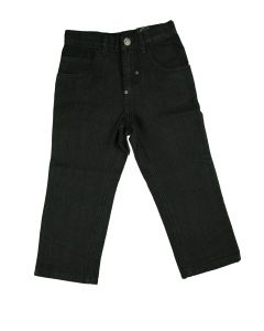 FRENCH TOAST Boys Perfect Fit Adjustable Waist Black Pants