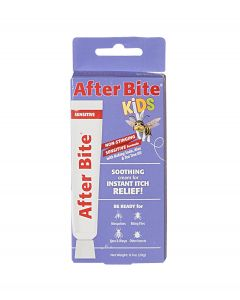 AFTER BITE Sensitive Soothing Cream for Instant Itch Relief - Mosquitoes & More